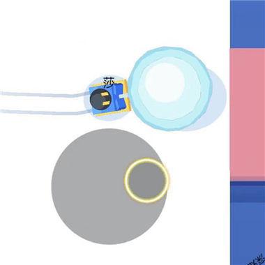 《欢乐推雪球》好玩的雪球吃鸡对战小游戏