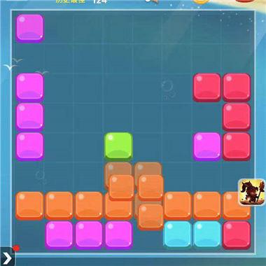 《俄罗斯方块拼图》全年龄段适合 减压神器小游戏