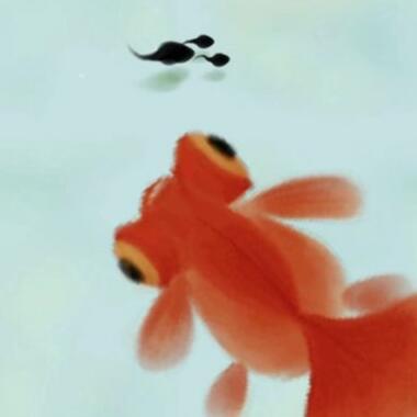 小蝌蚪躲避历险微信五分11选5《墨虾探蝌》