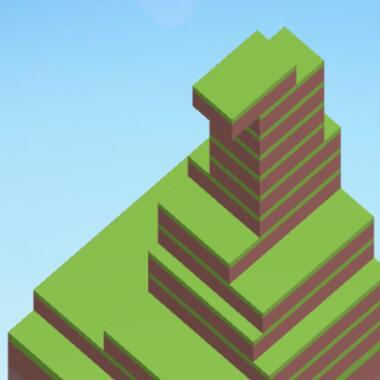 玩上根本停不下来的微信小游戏《堆塔大师》