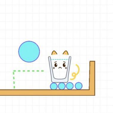开动脑筋的益智类微信五分11选5《猫千杯》