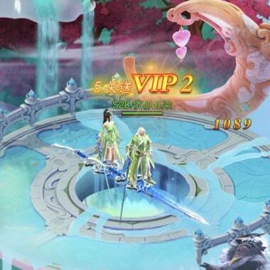 仙剑世界里的酷炫微信五分11选5《仙剑宗师》